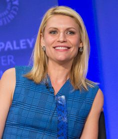 """Claire Danes shares her ideal ending for 'Homeland' character Carrie. Claire Danes appeared on """"Ellen"""" on Tuesday and shared with host Ellen DeGeneres her thoughts on the perfect ending for her character Carrie Mathison on """"Homeland. Claire Danes, Angela Chase, Carrie Mathison, The Rainmaker, Carla Hall, Old Wife, Hugh Dancy, Influential People, Hair Strand"""