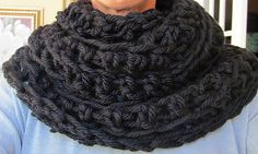 Ravelry: LBK63's Claire Inspired Infinity Scarf with Super Bulky Yarn