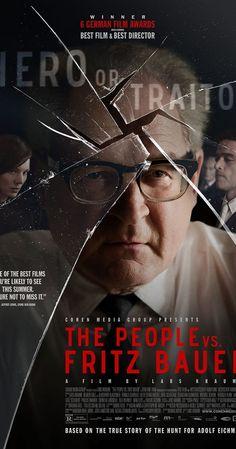 Directed by Lars Kraume.  With Rüdiger Klink, Burghart Klaußner, Andrej Kaminsky, Jörg Schüttauf. The story of the man who brought high-ranking German Nazi criminal Adolf Eichmann to justice.
