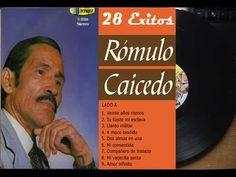Rómulo Caicedo - 28 Exitos Cantineros ►HQ◄ - YouTube