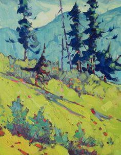 Fields of Summer Domink J. Modlinski