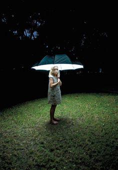 umbrella lamp: