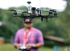 New Drone Can Hack Into Your Smartphone To Steal Usernames And Passwords   ThinkProgress
