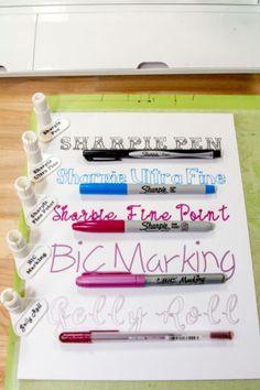Details about Kid Sharp Favorites Cricut Explore/Maker Pen Adapter Set Kid Sharp Favorites Cricut Pen Adapter Set Cricut Vinyl, Cricut Craft Room, Cricut Pens Hack, Cricut Air 2, Cricut Apps, Cricut Help, Cricut Mat, Cricut Ideas, Cricut Tutorials