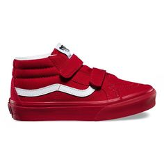Awesome Vans Shoes Vans Toddler Sk8 Mid Reissue Chili...