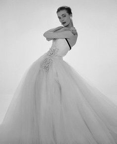 vintage fashion 1954 | Visit seksidancer.tumblr.com