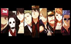 one piece, anime, manga