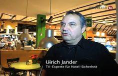 Immer mehr Raubüberfälle auf Hotels - Interview mit Hotel-Sicherheitsexperte Ulrich Jander bei HOTELIER TV: http://www.hoteliertv.net/weitere-tv-reports/immer-mehr-raubüberfälle-auf-hotels-interview-mit-ulrich-jander