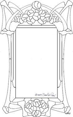 Ayna Boyama Sayfası