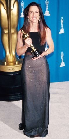 What The Winners Wore: 21Years Of Best Actress Dresses - 1994, Holly Hunter for The Piano from InStyle.com