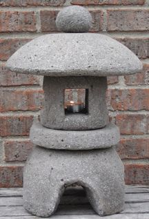 Small five piece lantern.