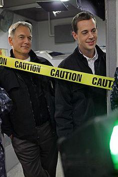 Gibbs & McGee NCIS