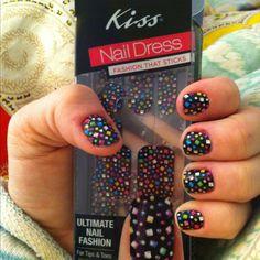 ... Acrylic Nails:Cool Kiss Acrylic Nail Kit Review Ideas & Stickers 2018  @[summer ...