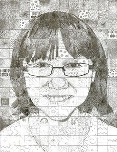 Ashley Value Scale Self-Portrait by mrskrummel, via Flickr