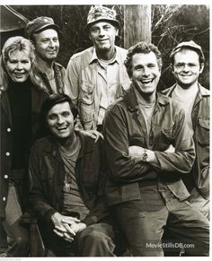 February 1983 the final episode of M*A*S*H aired. It was the most watched TV show in history. Did you watch it?We watched this show when it was in syndication mostly, late at night. Most Watched Tv Shows, Old Shows, Great Tv Shows, Vintage Tv, Old Tv, Classic Tv, Best Tv, Funny People, Old Pictures