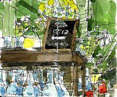 ARTPOST - Line Doc 2 by Andrew Yeung: Torrani On Queen Street West, Toronto