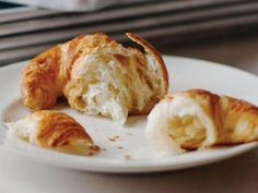 Baking Croissants with Sarabeth Levine from Cooking Channel