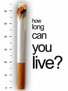 An essay on not smoking cigarettes?