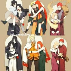Aww  Ohayo minna!! #Q What is favorite mother?  #A kushina!  #Naruto #Sasuke…