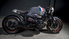 BMW R 9T cafe bike