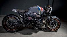 BMW R 9T cafe bike