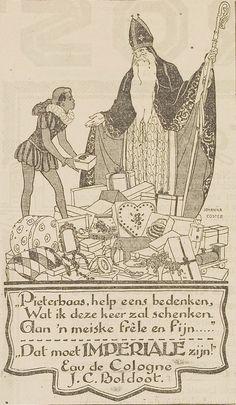 BOLDOOT advertentie 1923