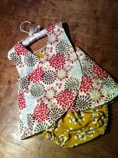 Patterns & Tutorials for Pinafore and Diaper cover