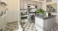 (paid link) All of our locations happily welcome walk-ins. Dog Bathing stations are first come, first encourage and there is a one-hour era limit. mood clear to locate ... #dogbathingstation Mudroom Laundry Room, Farmhouse Laundry Room, Small Laundry Rooms, Laundry Room Organization, Laundry Room Design, Dog Room Design, Laundry Area, Organization Ideas, Storage Ideas