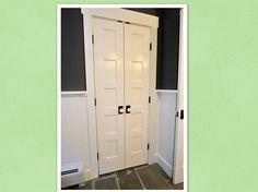 5 panel farmhouse door