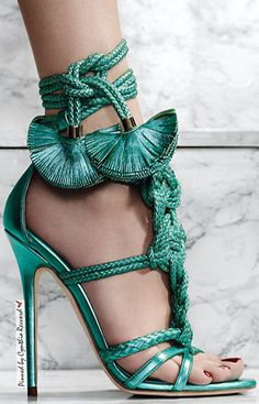 Brian Atwood Ad Campaign   SS 2015   cynthia reccord