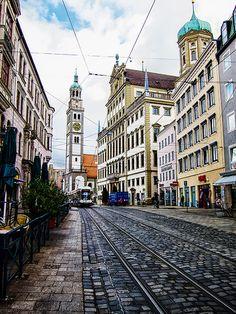 Augsburg ~ Bavaria, Germany