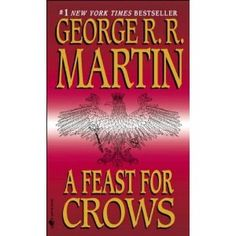 Reading A Feast for Crows right now. It's so boring in the beginning, ugh.