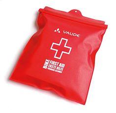 VAUDE Erste Hilfe Set First Aid Kit Bike Essential Waterproof – Botiquín de primeros auxilios