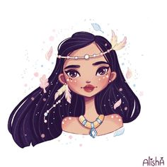 Find images and videos about art, drawing and disney on We Heart It - the app to get lost in what you love. Drawing Cartoon Characters, Cartoon Drawings Of People, Cartoon Girl Drawing, Character Drawing, Disney Drawings, Girl Cartoon, Cartoon Art, Cute Drawings, Drawing Women