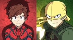 20 Marvel heroes gets My Hero Academia makeover - Anime style
