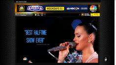 Best HalfTimeShow EVER! Katy Perry - Super Bowl 2015 #KatyPerry #Superbowl
