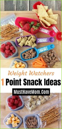 Weight Watchers Snacks, Weight Watcher Dinners, Plan Weight Watchers, Weight Watchers Smart Points, Weight Loss Snacks, Weight Watchers Success, Weightwatchers Recipes, Challenge, Healthy Recipes