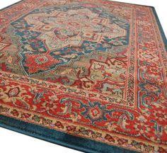 Zeigler 8788 Dark Blue Rugs   Modern Rugs