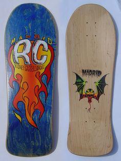 Old School Skateboard Deck. Old School Skateboards, Vintage Skateboards, Z Boys, Skate Art, Stone Age, Skateboard Decks, Decking, Skateboarding, Old And New