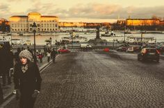 Winter day in Stockholm by isabelfassone on 500px