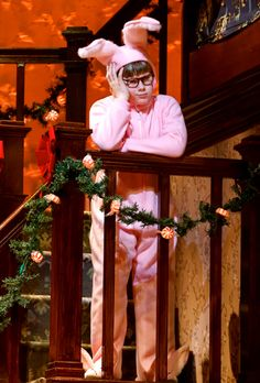 A Christmas Story was the 2012 holiday hit.