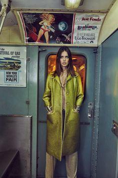 Фотосессия в Vogue Portugal (Интернет-журнал ETODAY)