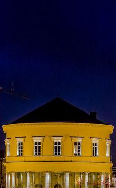 Conservatoire de Tournai  by Christophe Bernard