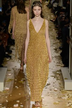Valentino Spring 2016 Couture Fashion Show - Victoria Kosenkova Fish (RPDR) in the web