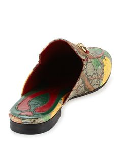 f31f5d47b AUTHENTIC Gucci Tian GG Princetown Loafers Mules Gently used Gucci ...