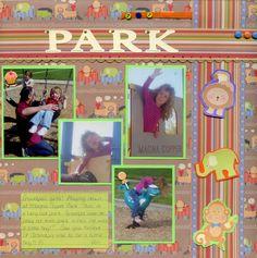 park - Scrapbook.com