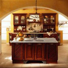 Traditional Italian Kitchen( Scavolini) via Home Design