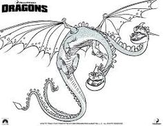 29 Best How to Train Your Dragon Coloring Pages images | Coloring ...