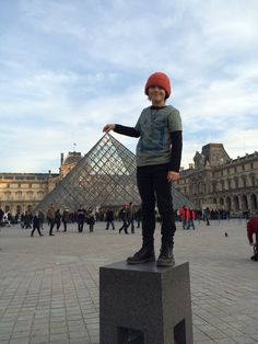 @pagey2808 - my boys lived exploring The Louvre whilst in Paris.