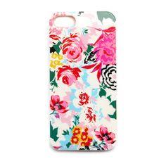 floral florabunda iphone 5/5s case